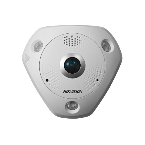 6 MP IR Network Fisheye Camera DS-2CD6365G0E-IVS