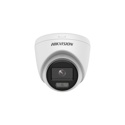 2 MP ColorVu Fixed Turret Network Camera